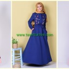 Sefamerve Yazlık Tesettür Elbise Modelleri