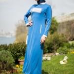 kayra mavi elbise modelleri