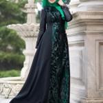 müslüma wear sultan elbise modelleri