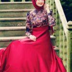 Modern kayınvalide nişen elbisesi