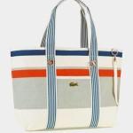 yazlık lacoste çanta modeli