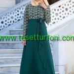 zernisan-islemeli-yesil-elbise