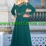 zernisan-yesil-elbise