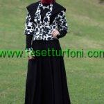 zehrace gündelik elbise