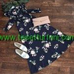 Rahat Tesettur Elbiseler