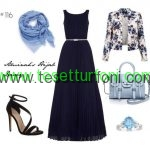 Yazlik Elbise Kombinleri